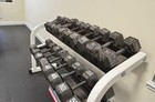 Fitness Center Including Free Weights