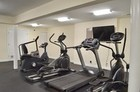 Variety of Fitness Equipment